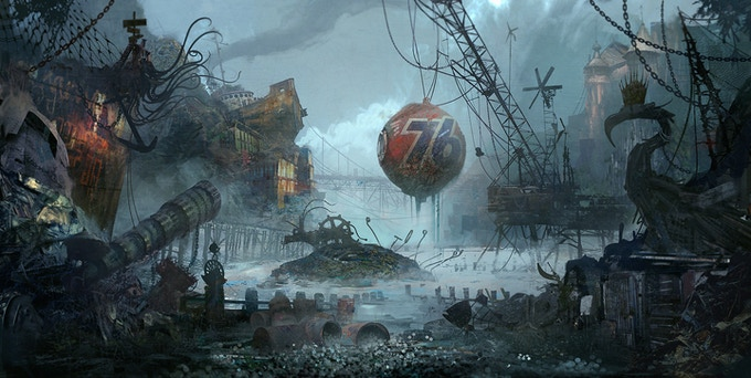 The Atoll Concept Work
