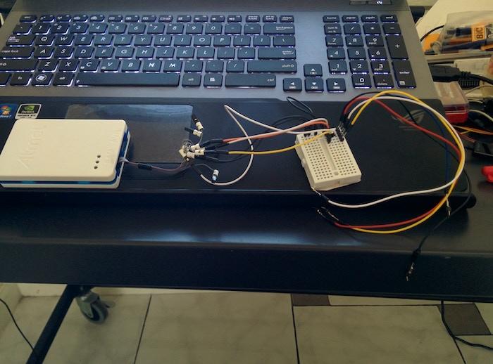 The dime-sized FemtoBeacon - Wireless IMU, ARM Cortex M0+ by