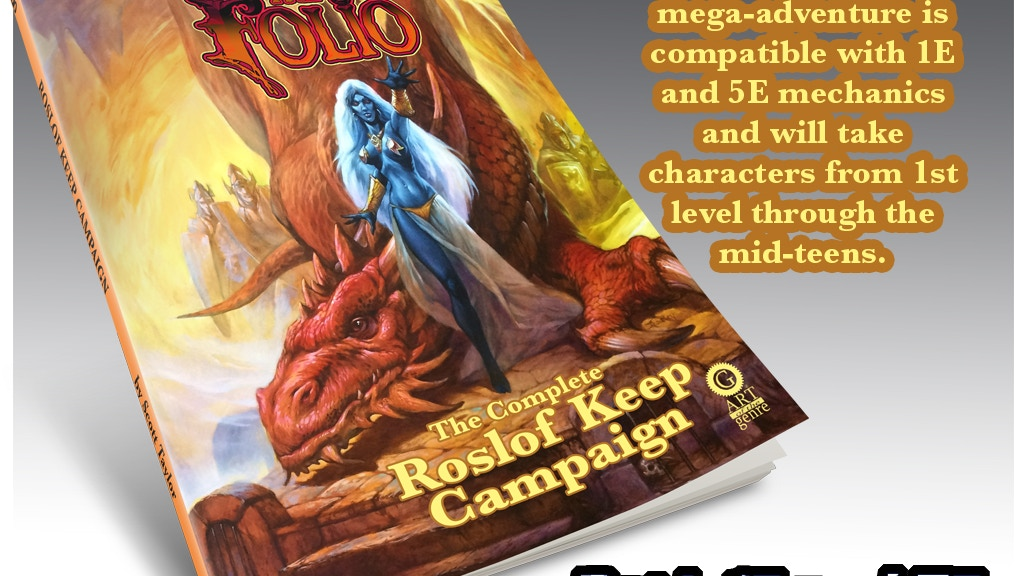 The Complete Roslof Keep Campaign project video thumbnail