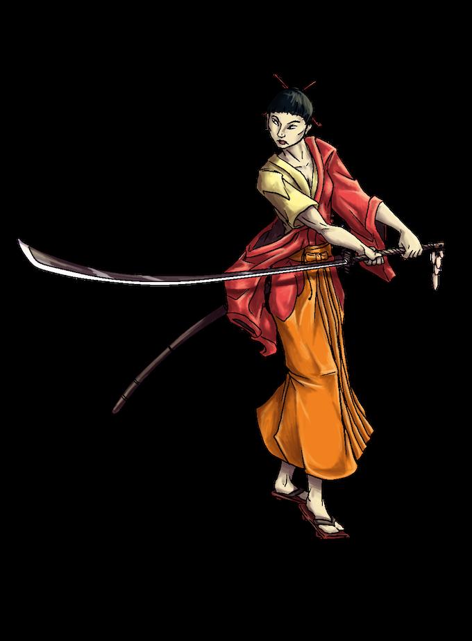 A Morimoto bushi