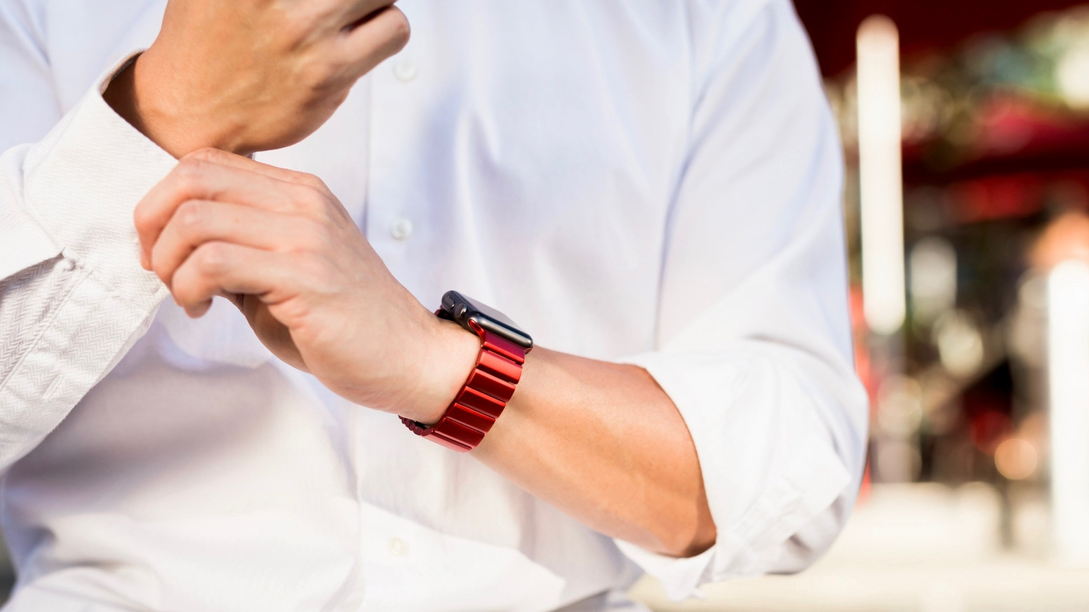 We're creating some of the best metal Apple Watch bands with original designs and precision Swiss quality manufacturing. If you missed out on this campaign, not to worry, we're offering some fantastic pre-order discounts right now on our website.