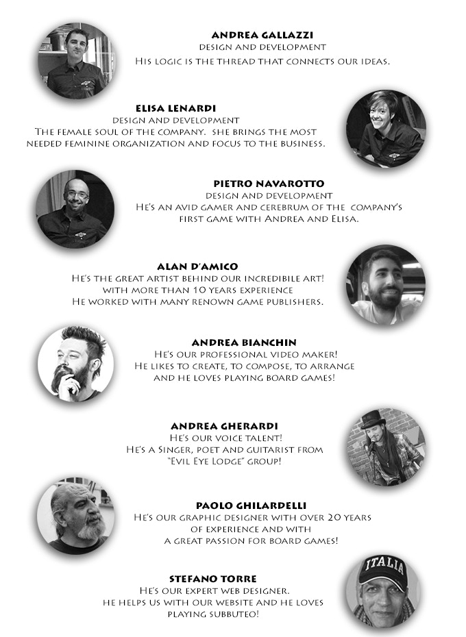 Click on the image to know more about the team!