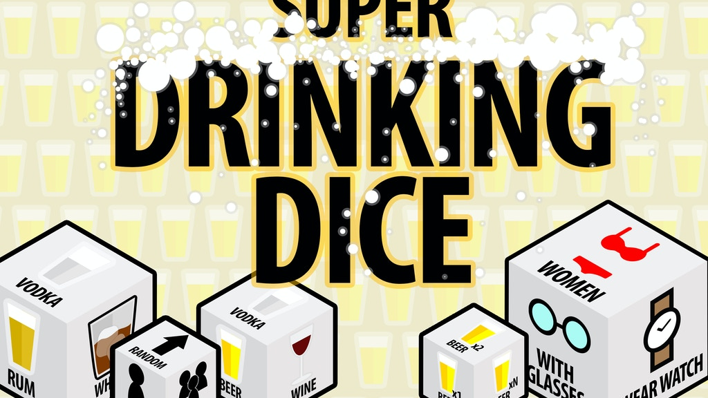 Project image for Super Drinking Dice