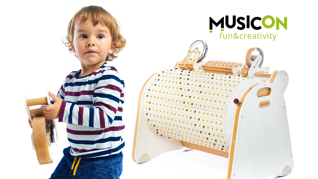 MUSICON – Composing & Coding for ages 3 and up! project video thumbnail