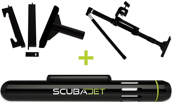 adapter systems and SCUBAJET