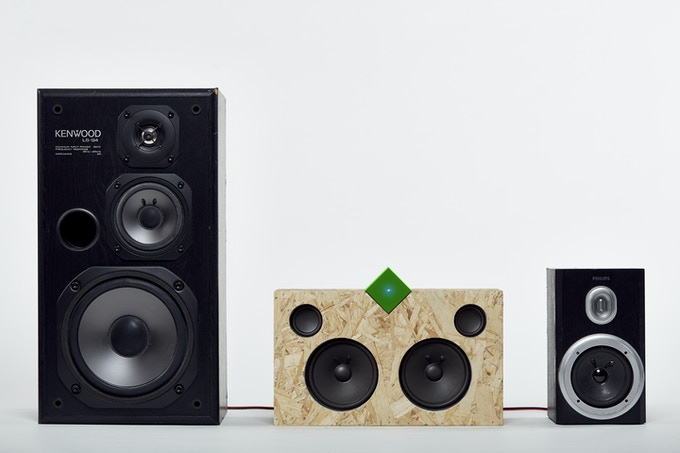 Proof that great sound comes in all shapes and sizes.