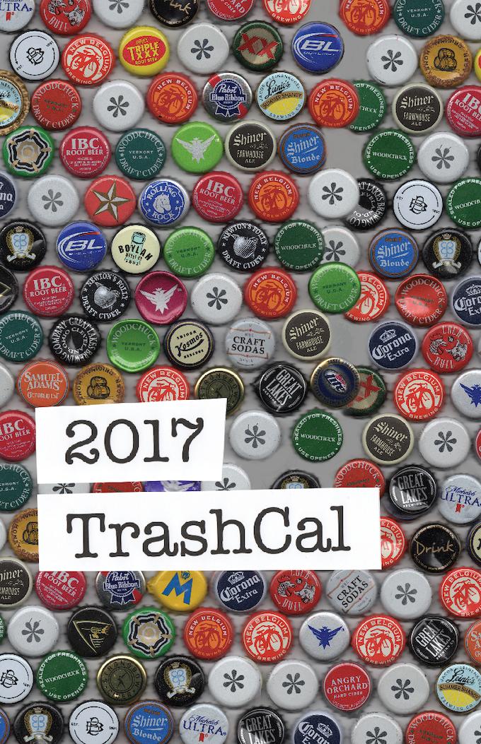 2017 TrashCal Cover