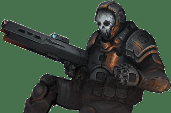 HADES Reaper Team Operative
