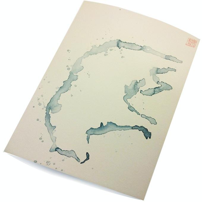 "Signed and numbered 6""x10"" Bear art prints by award-winning artist David Mack!"
