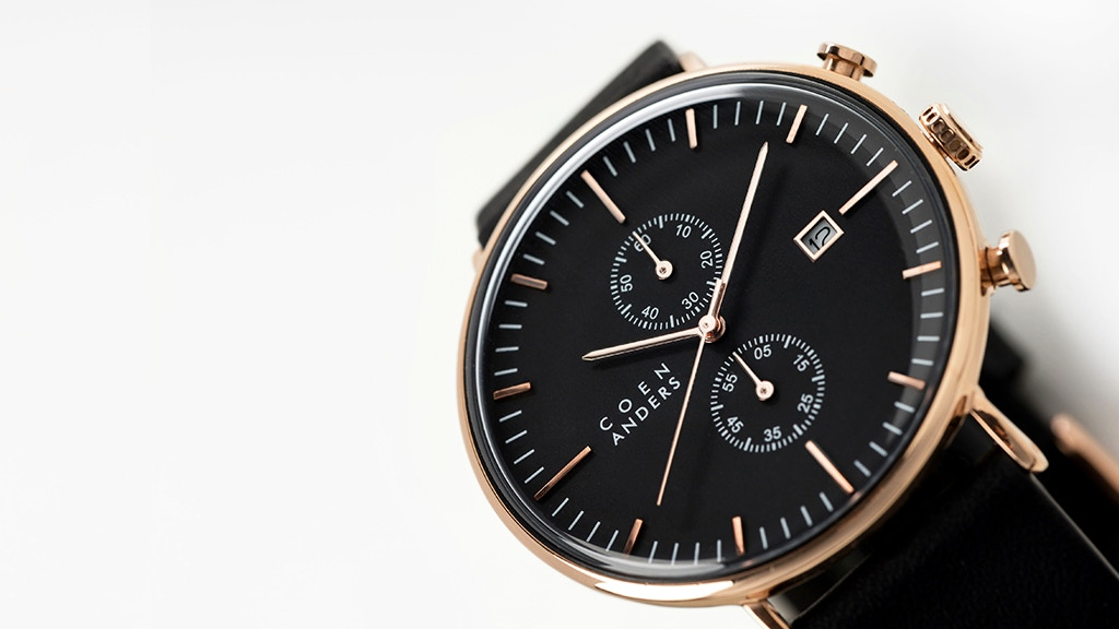 Coen Anders Timepieces - Elegant Watches For Every Occasion project video thumbnail