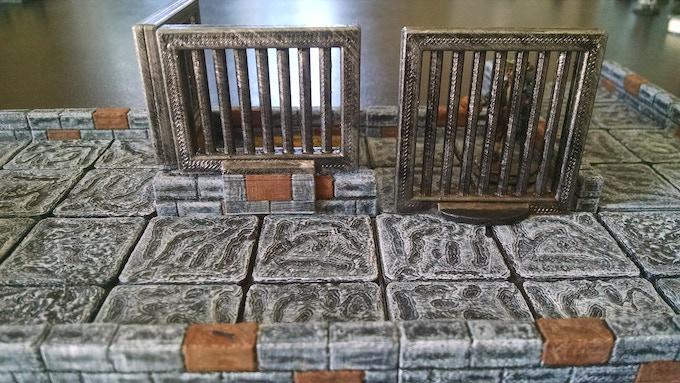 $5000- Iron Bars and Gates