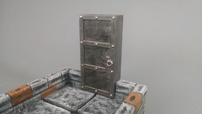$5500 - Metal Doors