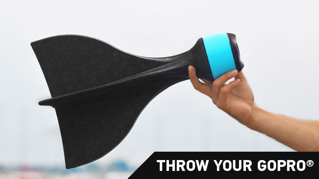 AER - Throw your GoPro® project video thumbnail