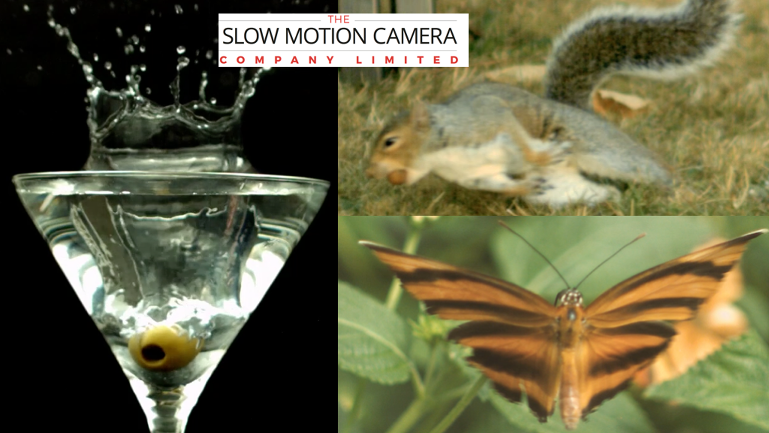 the low cost high frame rate camera