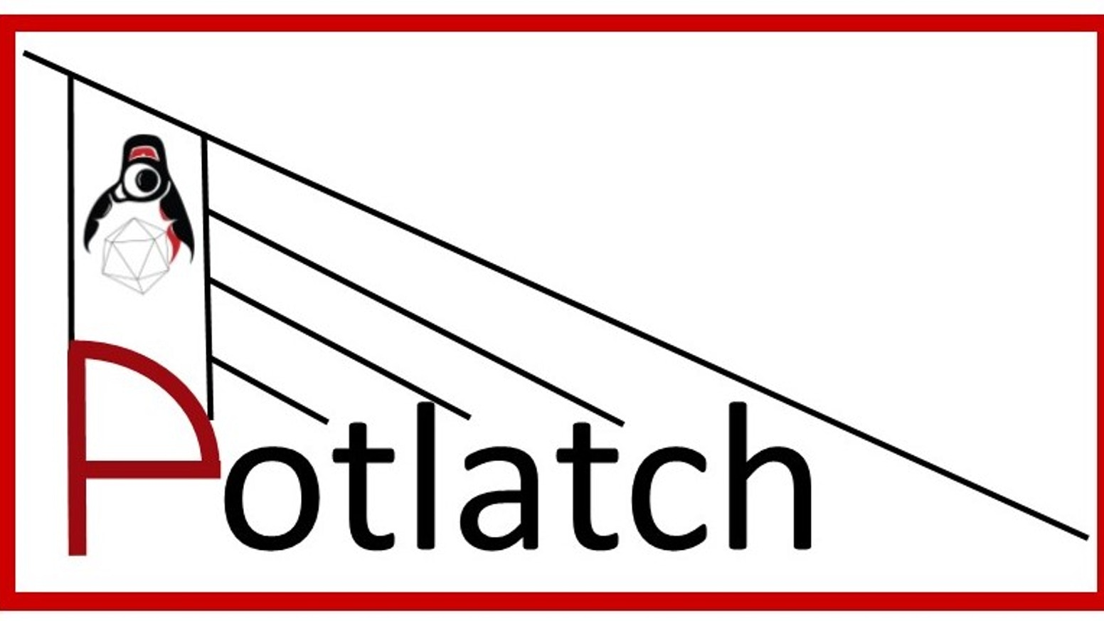 Potlatch is a card game based on indigenous economic systems of sharing, gifting, and status. It uses both English and Lushootseed.