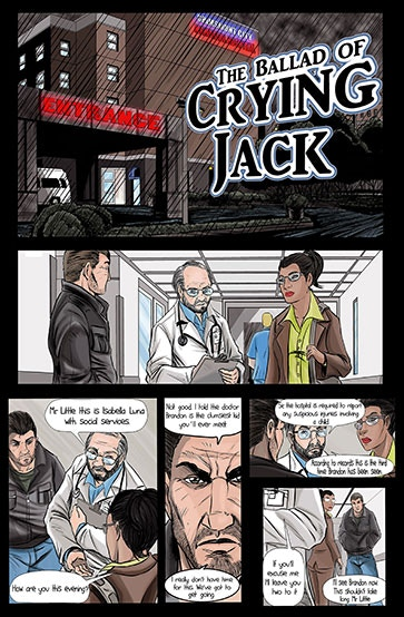 The Ballad of Crying Jack