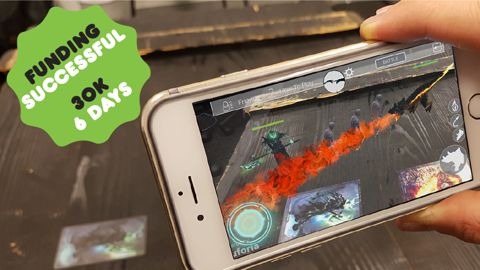 Genesis - Augmented Reality Gaming the right way  by Ryan Neale