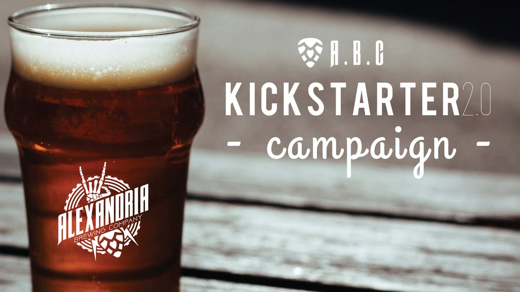 Alexandria Brewing Company 2.0 project video thumbnail