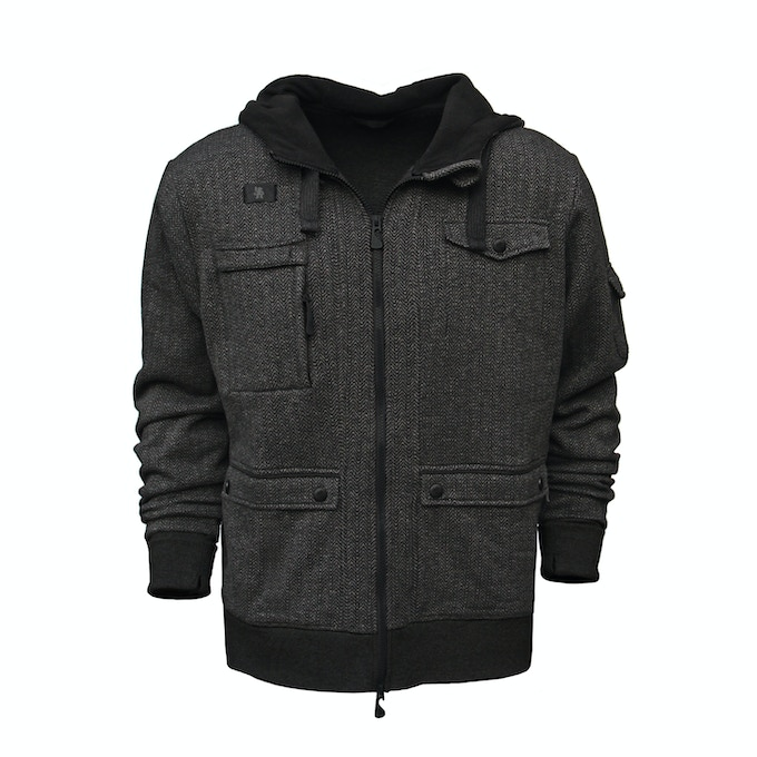 c73cf755ab9 The ADV3NTURE Hoodie with 23 pockets and features! by Zane Lamprey ...