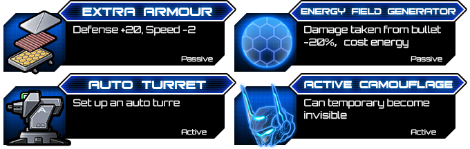 Code: HARDCORE - The Coolest 2D Mecha Battle Game by Rocket Punch