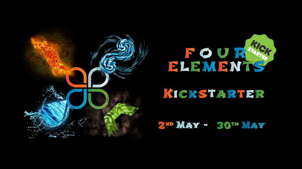 Four Elements - Physical Gaming project video thumbnail