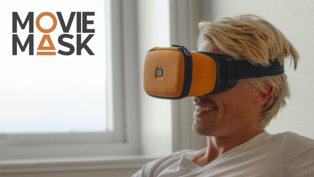 MovieMask: Cinema experience anytime, anywhere project video thumbnail