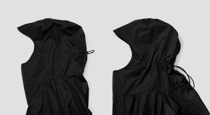 Cyclist Raincoat, your urban lifestyle essential  by senscommon