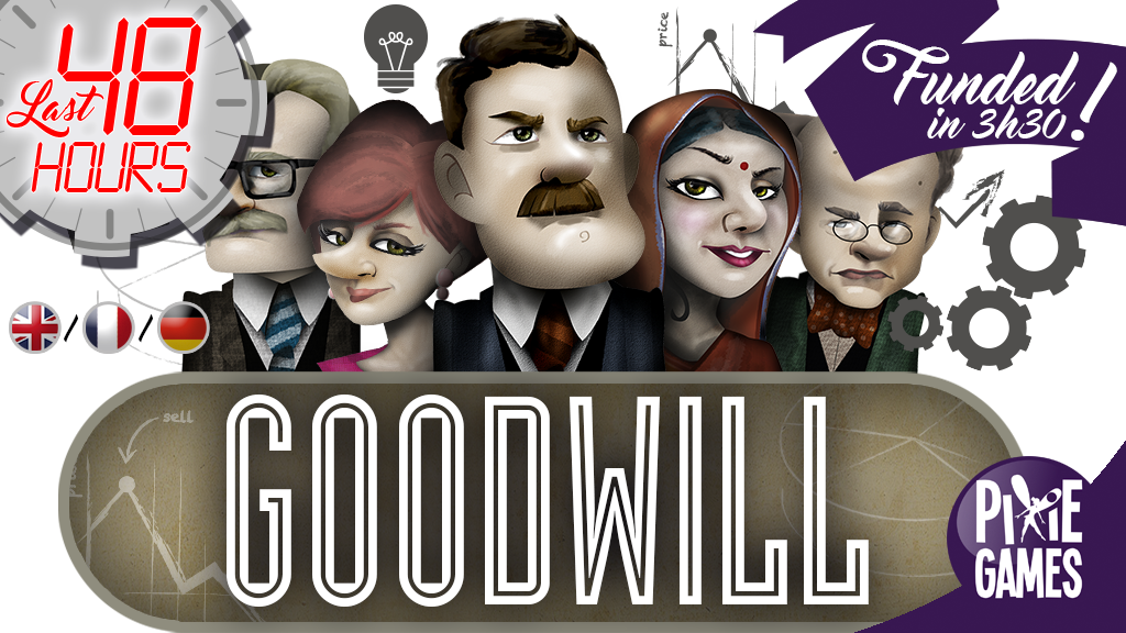 Goodwill project video thumbnail