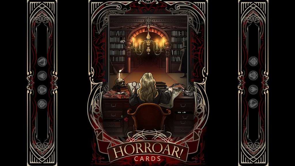 HorROAR! Playing Cards project video thumbnail