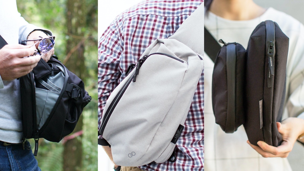 DaySling : Easy Access, Ultra Quiet, and Expandable Day Pack project video thumbnail