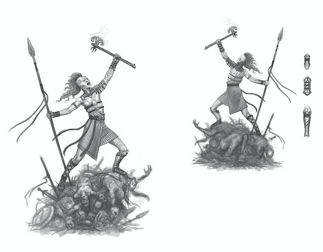 The Gods War by Sandy Petersen — Kickstarter