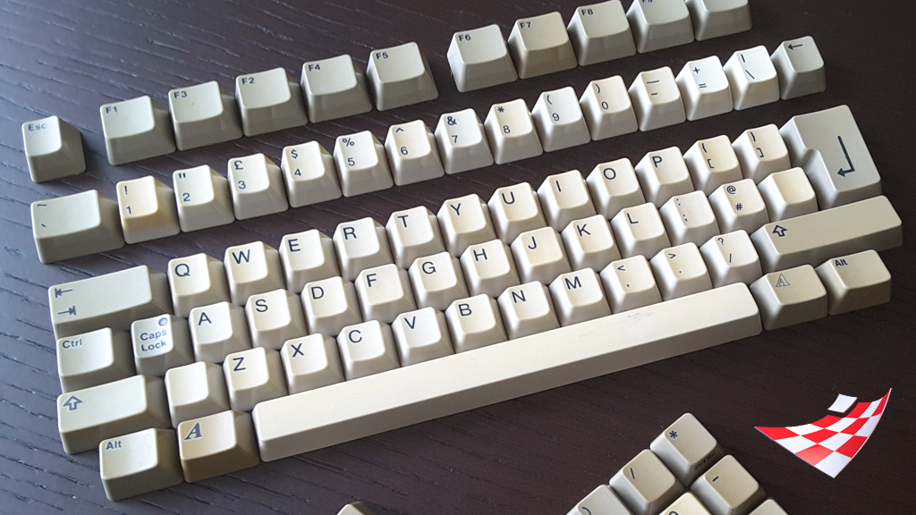 New Compatible Keycaps for Amiga computers project video thumbnail