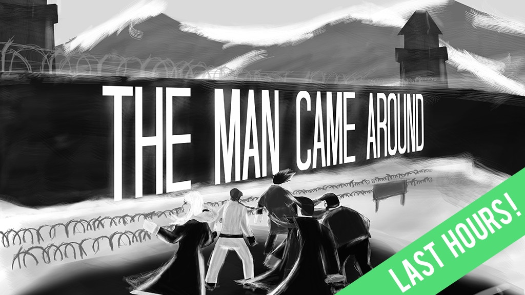 The Man Came Around - A Thought-Provoking Survival Adventure project video thumbnail