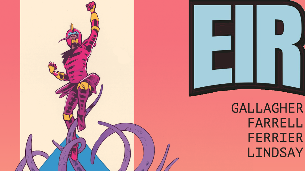 EIR - $1 sci fi all ages one-shot comic project video thumbnail