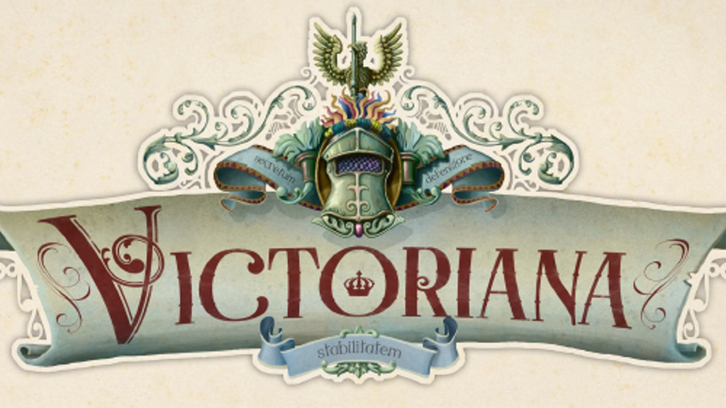 Victoriana: A Cooperative Game of Intrigue and Investigation project video thumbnail