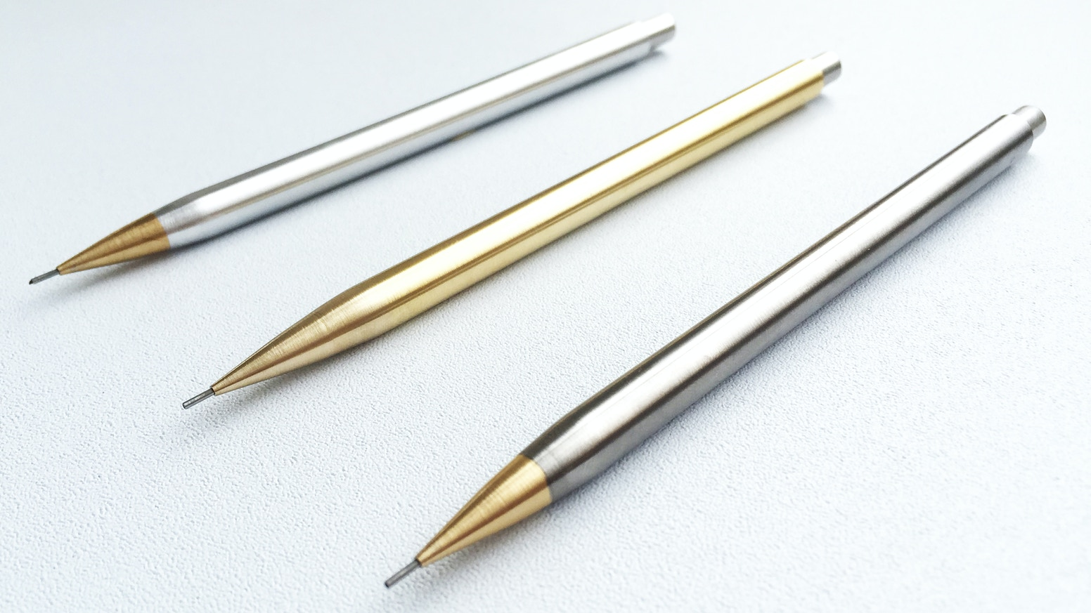 A true drawing tool, handmade for life. A beautifully stylish writing and drawing instrument designed and built by Nicholas Hemingway. Available at www.nicholashemingway.com