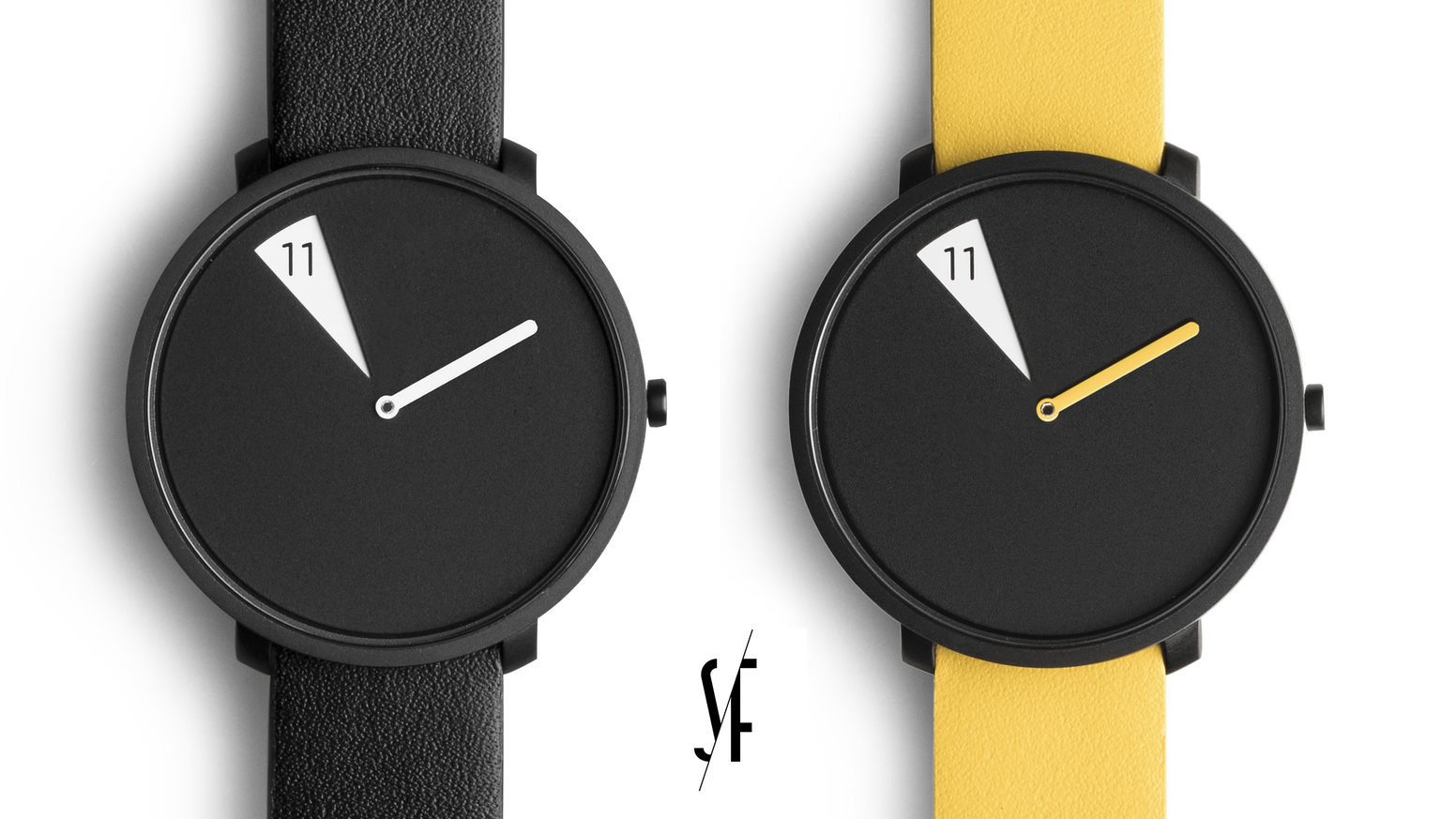 MINIMALIST WATCH TO READ THE TIME WITHOUT DIFFICULTIES! For everyone and every situation! Designed in Florence, Italy.