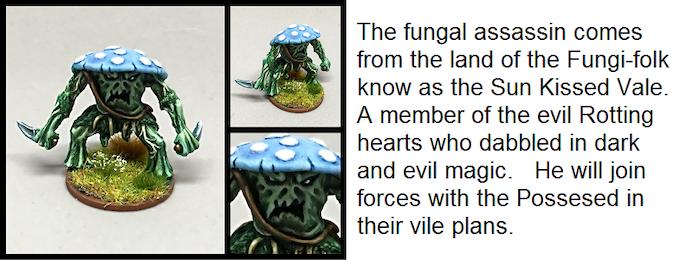 Fungal Assassin