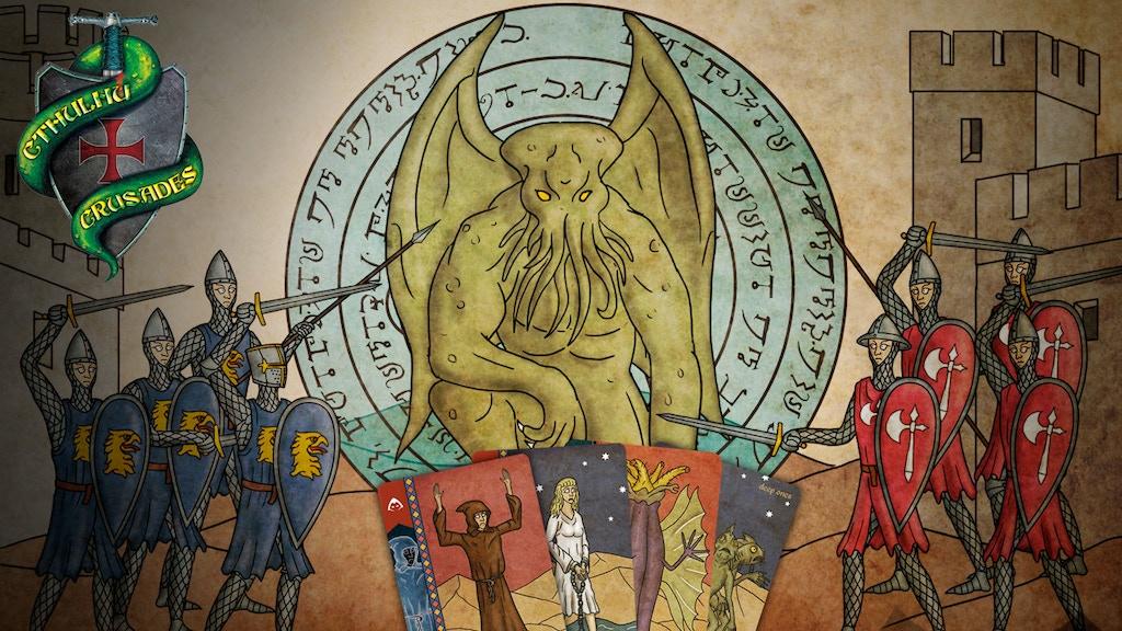 Cthulhu Crusades Project-Video-Thumbnail