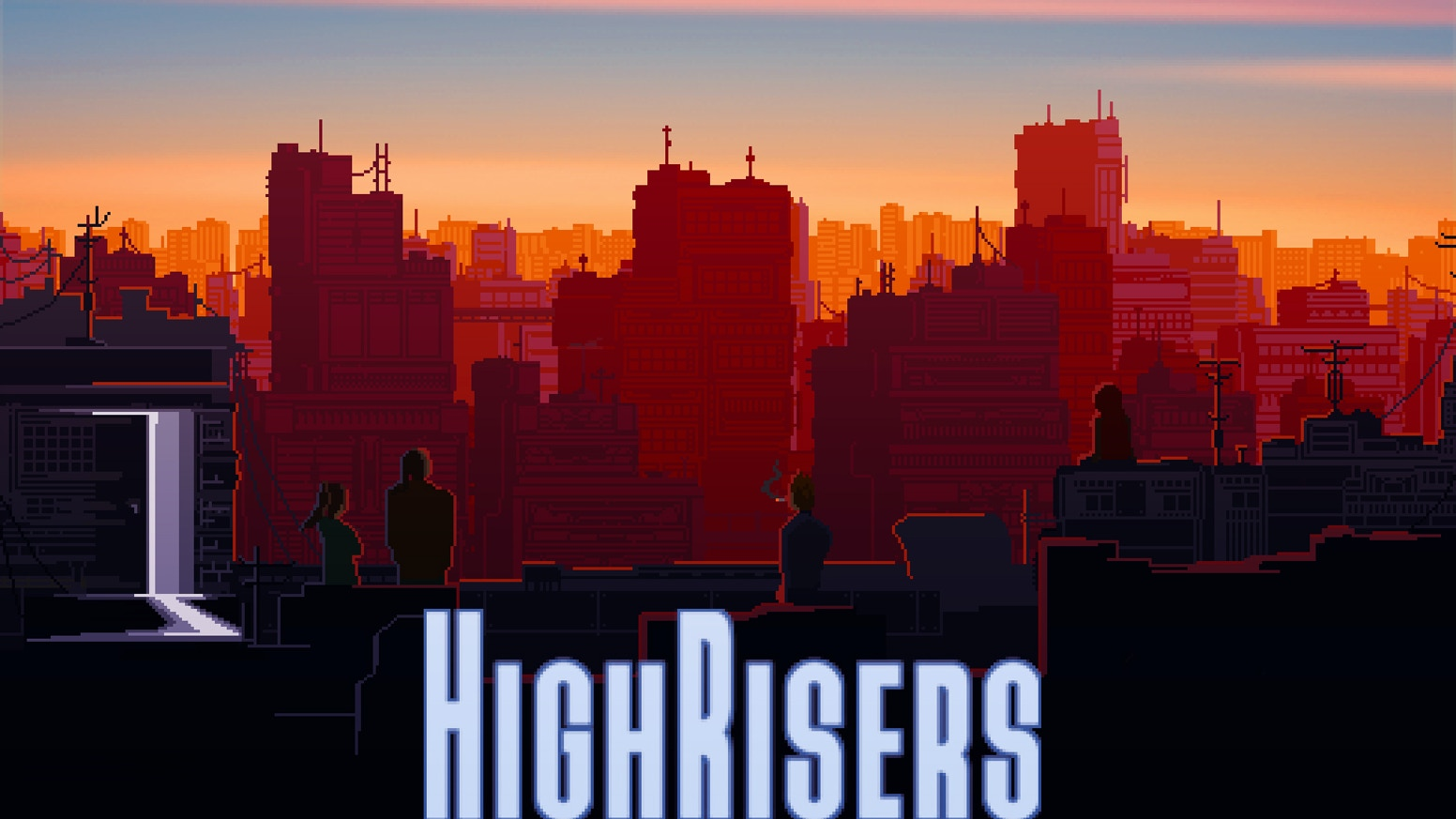 A pixel-styled 2D build-and-explore urban survival-RPG.