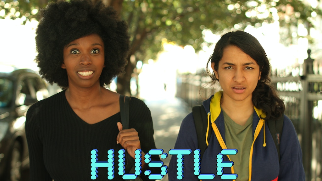 Hustle project video thumbnail