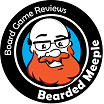 """""""There is another game out there with a similar mechanic called Hive. But the gimmick works and I don't like bugs, I'm more likely to play this one."""" - Tyler Anderson, Bearded Meeple"""