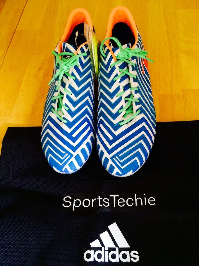 Custom adidas Predator Sports Techie Cleats