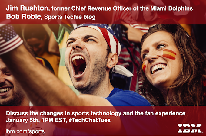 THESportsTechie and IBM Sports