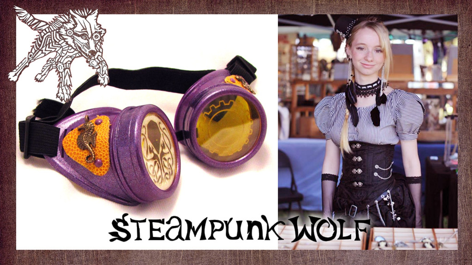 Style Me Steampunk: Halloween Costume Accessories by Tracey ...