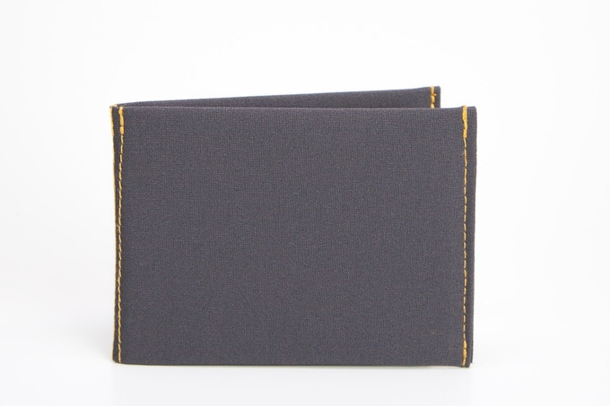 Charcoal/Gold MICRO Soft Shell