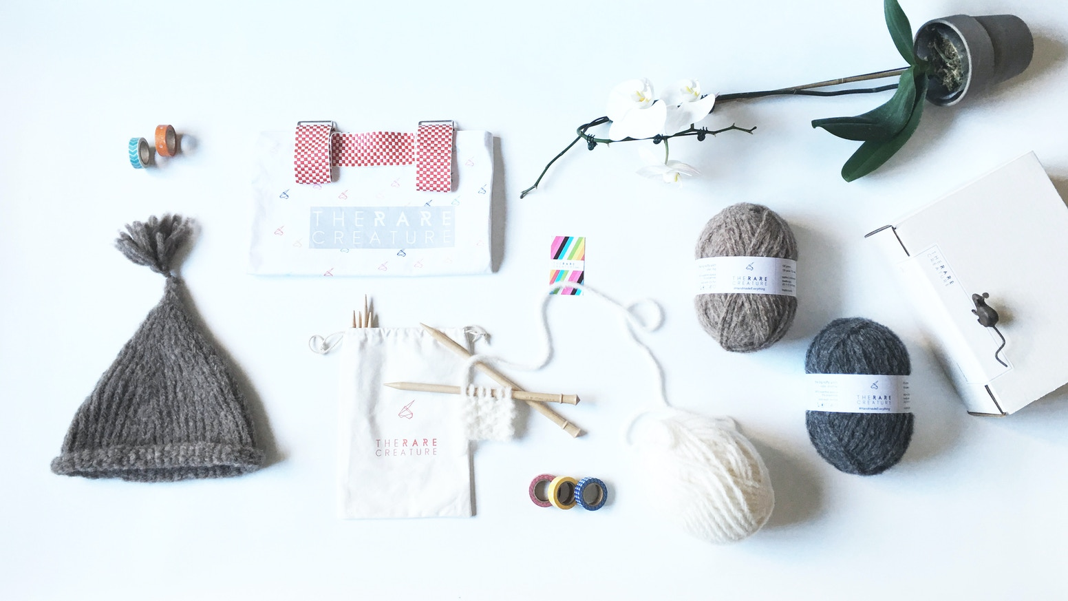 Modern sustainable brand with timeless designs, noble yarns + the ultimate knitting kits curated mindfully.