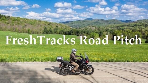 Fresh Tracks Capital Road Pitch