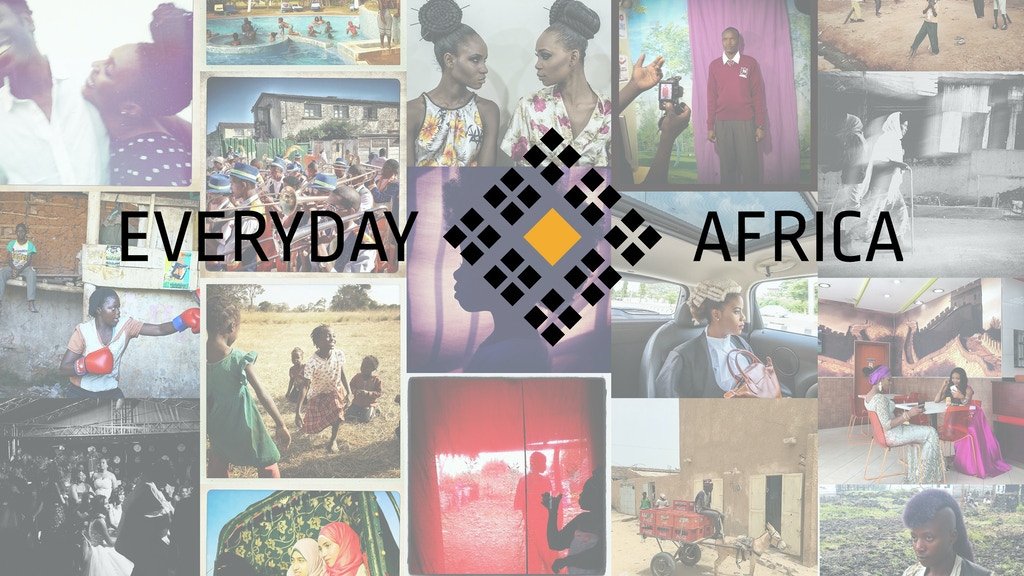 Everyday Africa - The Book project video thumbnail
