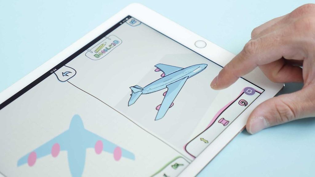 Doodle3D Transform: 3D design made easy project video thumbnail